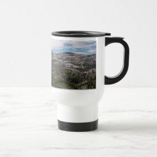 Mugg för Yosemite kickland