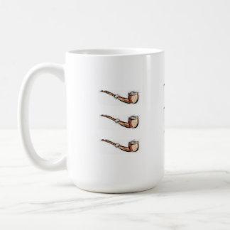 Mugg: Leda i rör ett överflöd Kaffemugg
