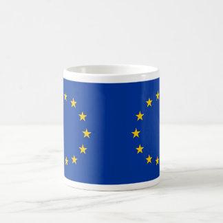 Mugg med flagga av Europeiska union
