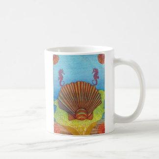 Mugg: Seahorses Kaffemugg