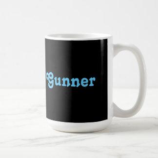 Muggartillerist Kaffemugg