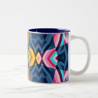 Muggdesign för passion #2 Två-Tonad mugg