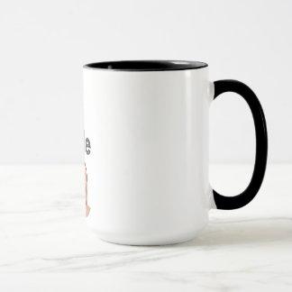 Muggen för kaffe för egennamnDoyle Show Mugg