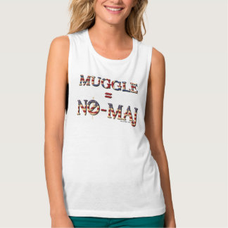 Muggle = No-Maj Brottarlinne