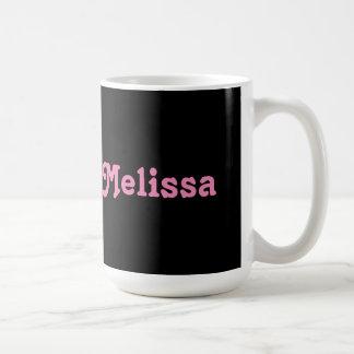 MuggMelissa Kaffemugg