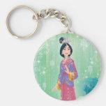 Mulan Princess Nyckelring