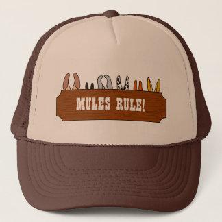 Mules härskar! truckerkeps