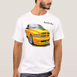 Mullerbiet rammar lastbilen tee shirts