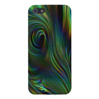 Multicolour fluid fodral för struktur iPhone5/5S iPhone 5 Fodraler