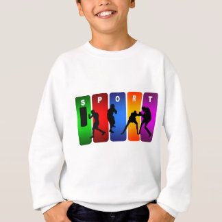 MultifärgadboxningEmblem Tee Shirt