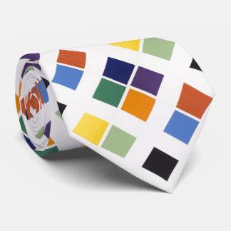 Multifärgaddiamantmönster Slips