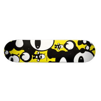 multiroundocolorboard skateboard bräda 19,5 cm