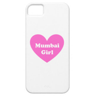 Mumbai flicka iPhone 5 Case-Mate fodraler