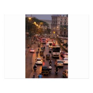 Mumbai gata vykort