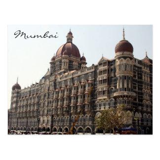 mumbai hotell vykort