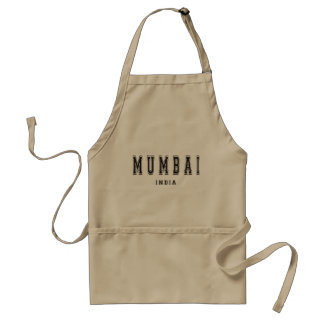 Mumbai Indien Förkläde
