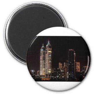 Mumbai Indien horisont Magnet