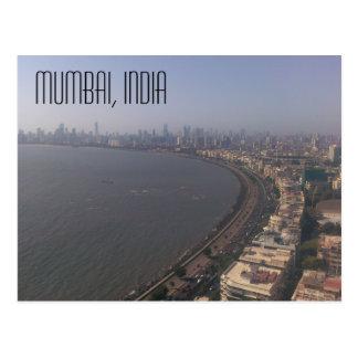 Mumbai Indien vykort