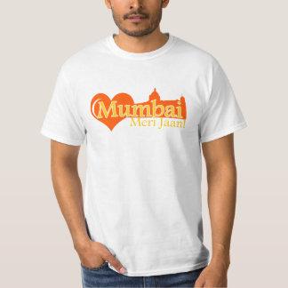 Mumbai Meri Jaan Tee Shirts