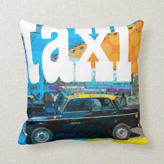 Mumbai taxi kudde