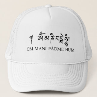 Mummel för Om Mani Padme Keps