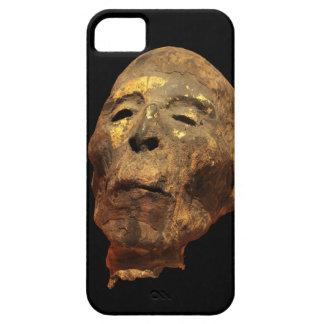 Mummified Male Head mamma för människa iPhone 5 Case-Mate Fodraler