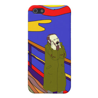 Mumsa Speckfodral iPhone 5 Hud