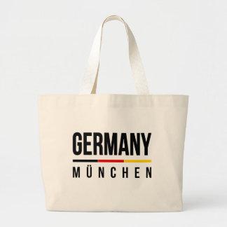 München Tyskland Jumbo Tygkasse