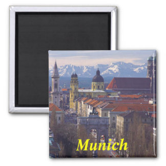 Munich kylmagnet magnet
