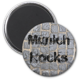 Munich stenar magnet