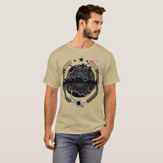 Munich tyskland hip hop tee shirt