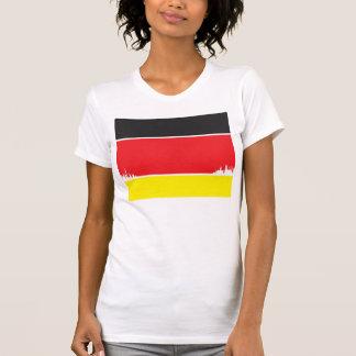 Munich Tyskland Tee Shirt
