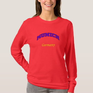 Munich tyskland tröja