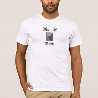 Munich utslagsplatsskjorta t shirts