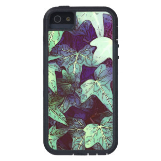 Murgrönatryckfodral iPhone 5 Case-Mate Skydd