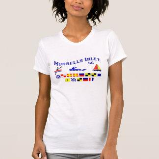 Murrells öppningsSC signalerar flaggor T-shirt