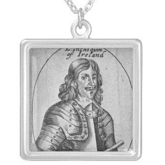Murrough O'Brien, 1st Earl av Inchiquin Silverpläterat Halsband