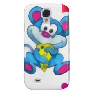 Mus Galaxy S4 Fodral