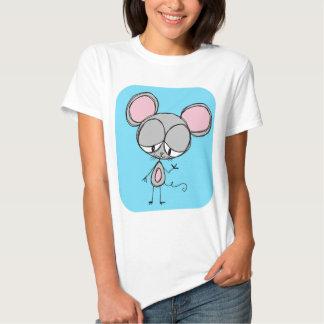 mus - t-skjorta tshirts