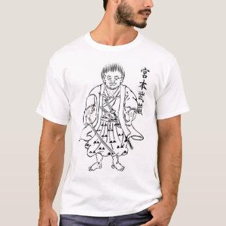 Musashi skjorta t-shirt