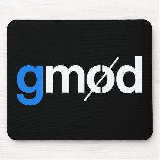 Musen för Gmod logotypdobbel vadderar Mus Mattor