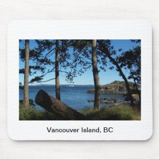 Musen för gränsen för Vancouver övit vadderar Musmatta