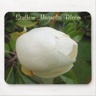 Musen vadderar - sydlig Magnoliablom Musmatta