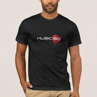 Music180 T-tröja - svart Tröjor