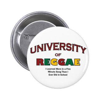 MUSIC-REGGAE STANDARD KNAPP RUND 5.7 CM