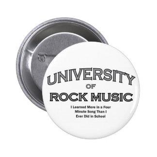 MUSIC--ROCKMUSIK STANDARD KNAPP RUND 5.7 CM