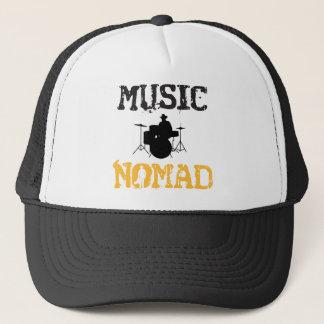 MusicNomad truckerkeps för handelsresandear