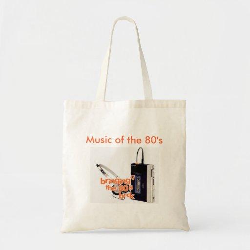 Musik av 80-tal tygkasse