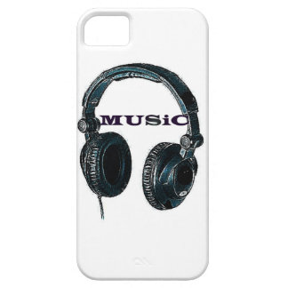 musik barely there iPhone 5 fodral