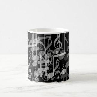 musik för musik oh dyrt magisk mugg